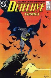 Detective Comics (1937) -583- Detective comics : batman
