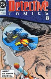 Detective Comics (1937) -611- Detective comics : batman