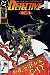 Detective Comics (1937) -589- Detective comics : batman