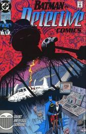 Detective Comics (1937) -618- Detective comics : batman
