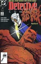 Detective Comics (1937) -604- Detective comics : batman