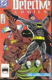 Detective Comics (1937) -602- Detective comics : batman