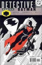 Detective Comics (1937) -756- Detective comics : batman