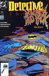Detective Comics (1937) -605- Detective comics : batman