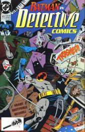 Detective Comics (1937) -613- Trash