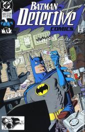 Detective Comics (1937) -619- Detective comics : batman