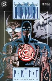 Batman: Legends of the Dark Knight (1989) -13- Prey - part three of five