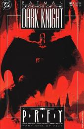 Batman: Legends of the Dark Knight (1989) -11- Prey - part one of five