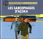 Blake et Mortimer (Éditions Blake et Mortimer) -HSa- Les sarcophages d'Açoka