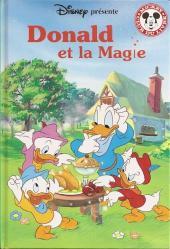 Mickey club du livre -95- Donald et la magie