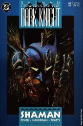Batman: Legends of the Dark Knight (1989) -2- Shaman 2