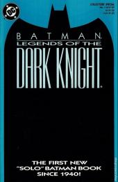 Batman: Legends of the Dark Knight (1989) -1- Shaman 1
