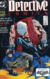 Detective Comics (1937) -598- Blind justice 1