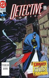 Detective Comics (1937) -643- Detective comics : batman