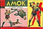 Amok (2e série) (Sagédition) -1- Le géant masqué