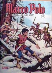 Marco Polo (Dorian, puis Marco Polo) (Mon Journal) -124- Les cavaliers des neiges