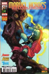 Marvel Heroes (Marvel France 3e série) -10- Leçon de vie