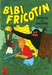 Bibi Fricotin (2e Série - SPE) (Après-Guerre) -37- Bibi Fricotin chasseur de fauves
