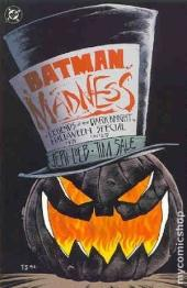 Batman: Legends of the Dark Knight (1989) -HS2- Halloween special : Madness