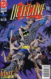 Detective Comics (1937) -639- Detective comics : batman