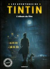 Tintin - Divers -C4a- L'album du film