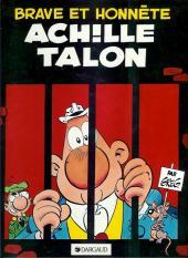 Achille Talon -11b86- Brave et honnête Achille Talon
