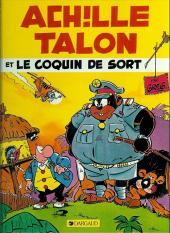 Achille Talon -18b89- Achille Talon et le coquin de sort