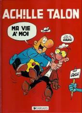 Achille Talon -21b89- Ma vie à moi