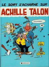 Achille Talon -22b89- Le sort s'acharne sur Achille Talon
