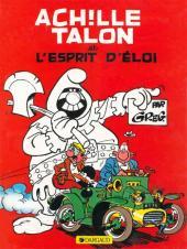 Achille Talon -25a89- Achille Talon et l'esprit d'Éloi