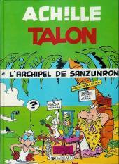 Achille Talon -37a90- Achille Talon et l'archipel de Sanzunron