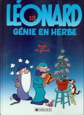 Léonard -13a89- Génie en herbe