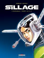 Sillage -INT4- L'Intégrale - Tomes 10 à 12