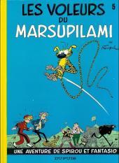 Spirou et Fantasio -5e83- Les voleurs du Marsupilami