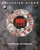 Akira (2000) -HS- Akira Club (Hardcover)