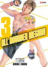All rounder meguru -3- Tome 3