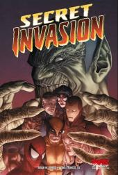Secret invasion -INT- Secret invasion (Marvel Deluxe)
