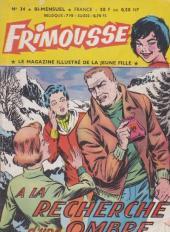 Frimousse -34- À la recherche d'une ombre