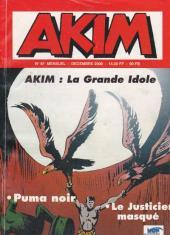Akim (2e série) -81- La grande idole