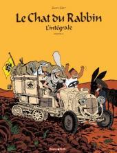 Le chat du Rabbin -INT03- Intégrale tomes 4 à 5