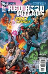 Red Hood and the Outlaws (2011) -3- Cherish is the world I use ... to destroy you