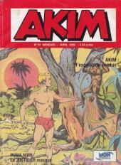 Akim (2e série) -97- L'expédition perdue