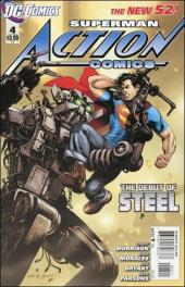 Action Comics (2011) -4- Superman and the men of steel