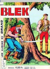 Blek (Les albums du Grand) -347- Numéro 347