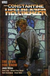 Hellblazer (1988) -INT07- The devil you know [10–13; plus the hellblazer annual, the horrorist 1-2]