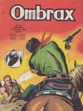 Ombrax -61- Le bourreau ne pardonne pas !