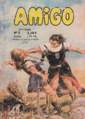 Amigo (2e Série) -2- Capitaine Amigo