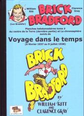 Luc Bradefer - Brick Bradford -PH03- Brick Bradford - planches hebdomadaires tome 3