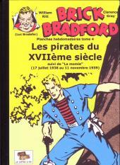 Luc Bradefer - Brick Bradford -PH04- Brick Bradford - planches hebdomadaires tome 4