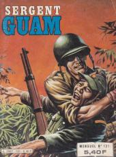Sergent Guam -131- Touchons du bois !..